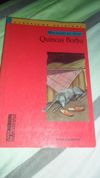 Quincas Borba - Machado De Assis - Clássicos Scipione
