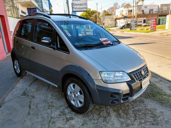 Fiat Idea 1.8 Adventure 2010 Gnc