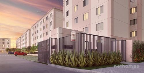 Imagem 1 de 4 de Apartamento - Praca Seca - Ref: 19543 - V-19543