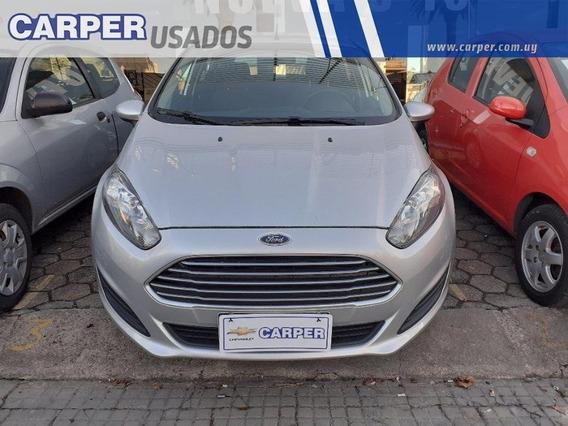 Ford Fiesta S Full 2017 Muy Buen Estado
