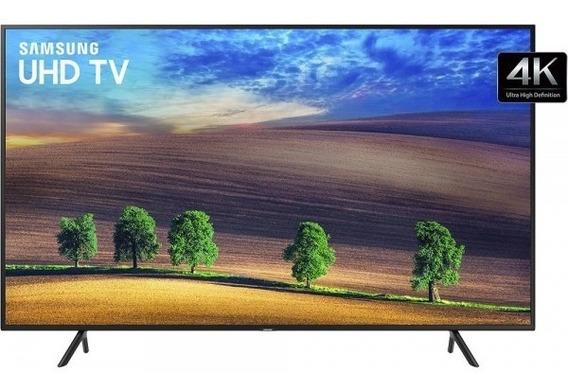 Smart Tv 4k Led 49 Nu7100 Uhd 4k - Samsung