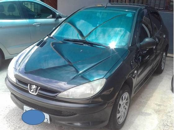 Peugeot 206 1.4 Flex 08 - Baixei Para Vender Esta Semana