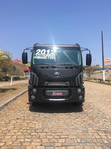 Caminhão Ford 1717 Ano 2012 Fino