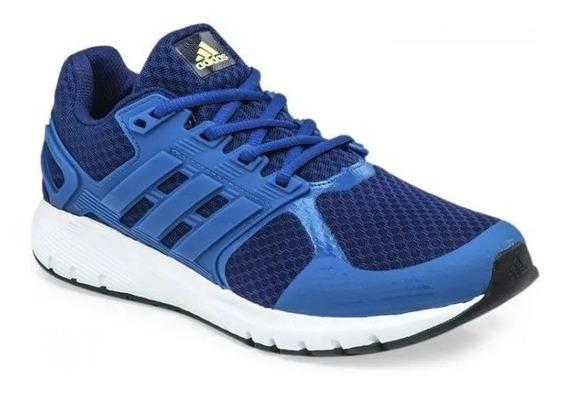 Zapatillas adidas Duramo 8 Hombre - Azul Francia