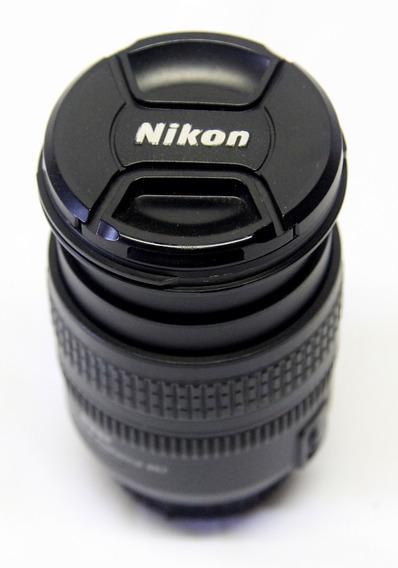 Lente Nikkor Af-s 18-70mm P Câmera Fotografica Nikon 20014