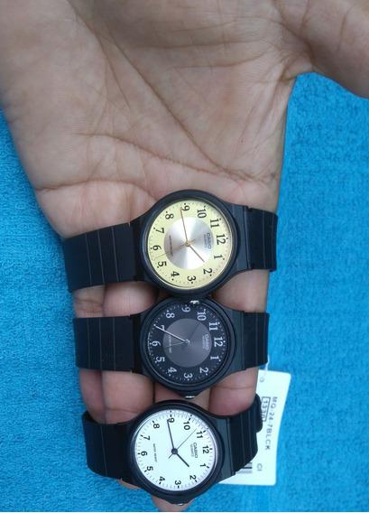 Reloj Casio Hombre Mq 24 Original En Caja Original