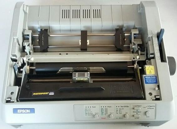 Impressora Matricial Epson Fx-890 Fx 890 Fx890 Com Garantia