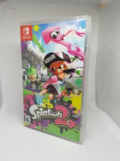 Juego Splatoon 2 Nintendo Switch Excelente Estado
