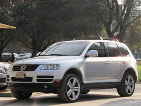 Volkswagen Touareg 4.2 V8 2005 4x4, Blindada Nivel 4