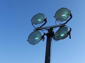 Torre De Iluminación, Wacker Neuson 6 Kw C/4 Lamp 2010 M3