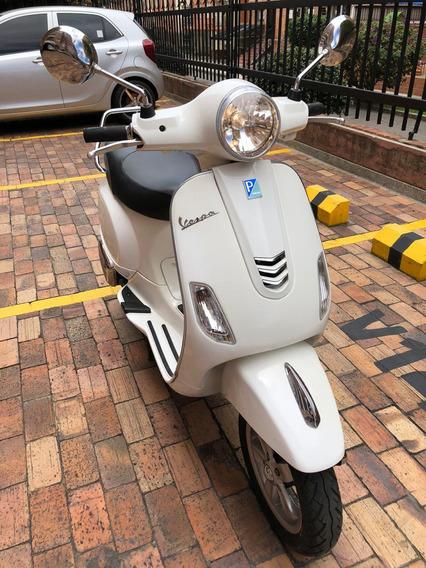 Moto Vespa Vxl 150