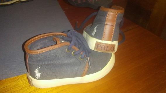 Calzado Para Niños Polo Y Oshkosh