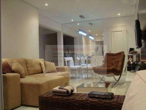 Imagem 1 de 26 de Apartamento Para Alugar, 98 M² Por R$ 7.770,00/mês - Brooklin - São Paulo/sp - Ap1176
