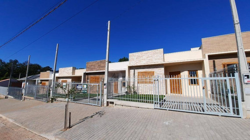 Imagem 1 de 11 de Casa Com 2 Dormitórios À Venda, 52 M² Por R$ 169.000,00 - Campo Grande - Estância Velha/rs - Ca3177