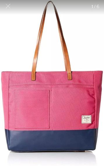 Bolsa Nautica Pink Mainlander