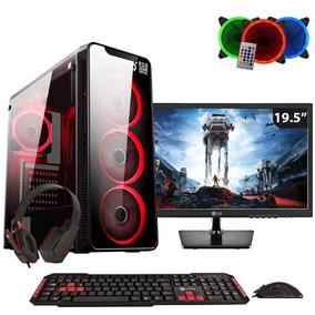 Pc Gamer Completo Com Monitor Easypc