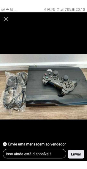 Sony Playstation 3 + Jogos+ Acessórios+ Garantia.