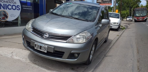 Nissan Tiida Acenta 2011 C /gnc