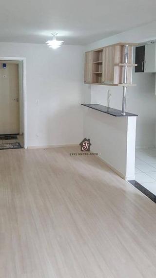 Apartamento Com 2 Dormitórios À Venda, 51 M² Por R$ 245.000,00 - Jardim Nova Europa - Campinas/sp - Ap1656
