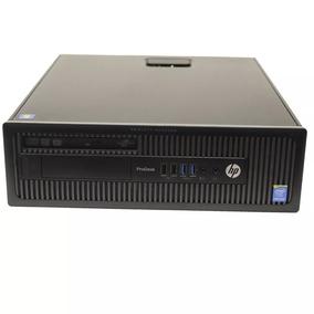 Hp Prodesk 600 G1 Intel Dual Core G3240 4gb 240gb Ssd
