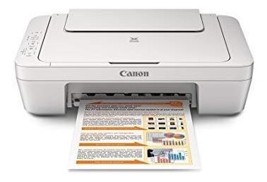 Impresora Multifuncional Epson Pixma Mg2520 Cartuchos Vacios