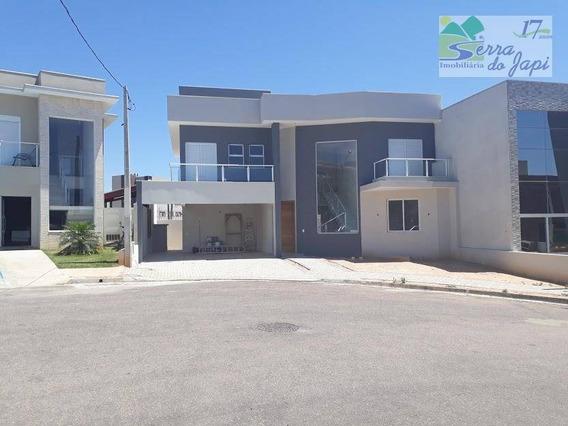 Casa À Venda, 237 M² Por R$ 1.100.000,00 - Eloy Chaves - Jundiaí/sp - Ca1834