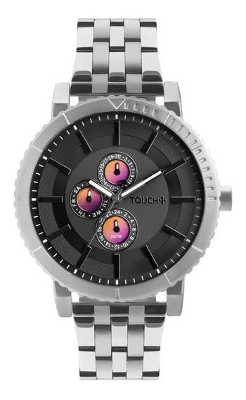 Relógio Touch Unissex Preto Tw6p27ac/4k