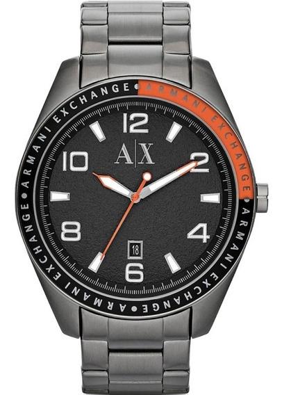 Relógio Armani Masculino Ax1305/1pn Original Barato