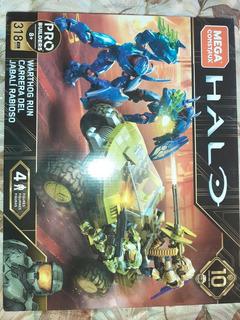Halo Wartohg Mega Construx 10th Aniversario