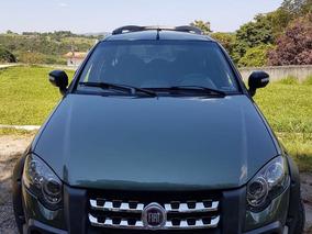 Fiat Palio Weekend Adventure 2012 Mecânica