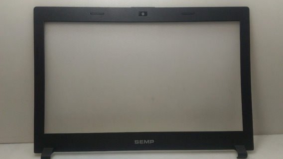 Moldura Display Notebook Semp Toshiba Ni1403 62rph4ab13-0201