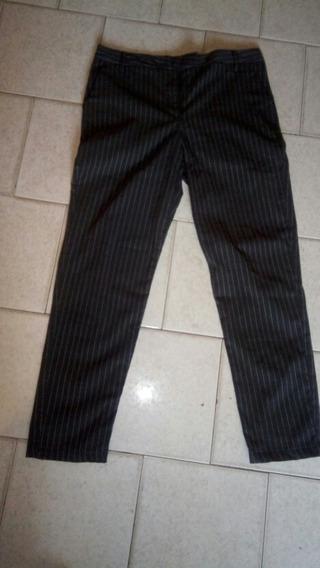 Pantalon Ejecutivo Talla 12