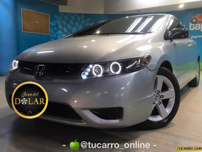 Honda Civic Ex Deportivo