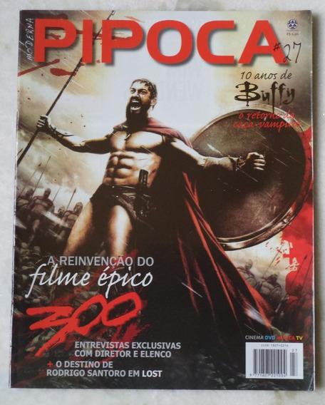 Revista Cinema Pipoca Moderna Nº 27 Capa 300