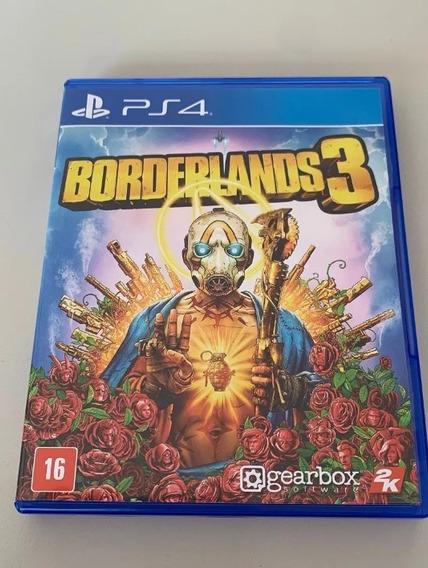 Borderlands 3 Ps4 Impecável Legendado Português Br