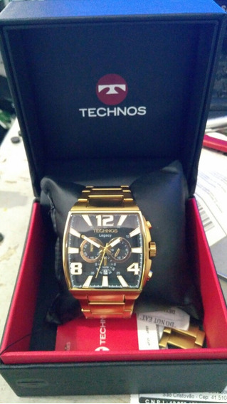 Relógio Technos Legacy Js25ar/10 100% Legítimo Promoção