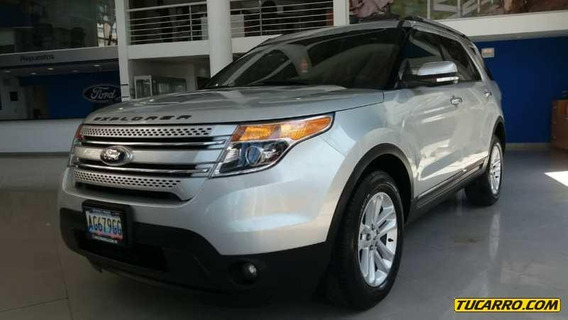Ford Explorer Limited-multimarca
