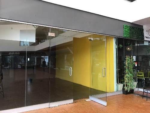 Local Comercial En Renta Planta Baja En Plaza En Colinas Del Cimatario Cerca De Centro Cívico.
