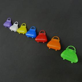 Kit 50 Mini Brinquedo Festa Bolsinha Lembrancinha Menina