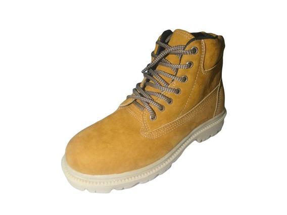 Bota Brooklyn Boot Nobuk Cor Ferrugem