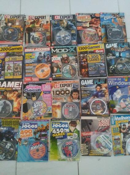 Coleção De Jogos De Pc