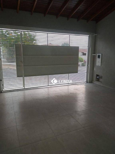 Imagem 1 de 30 de Casa Com 3 Dormitórios À Venda, 110 M² Por R$ 470.000,00 - Vila Castelo Branco - Indaiatuba/sp - Ca2736
