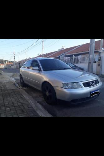 Imagem 1 de 6 de Audi A3 2002 1.8 Turbo 5p 180 Hp