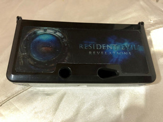 Case Resident Evil Revelations Para Nintendo 3ds