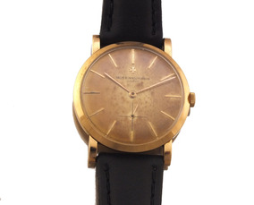 Relógio De Pulso Em Ouro Vacheron & Constantin Geneve J10806