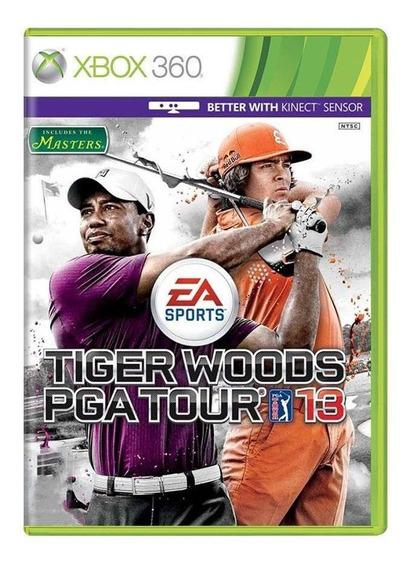 Tiger Woods Pga Tour 13 Xbox 360 Mídia Física Pronta Entrega