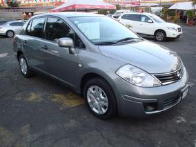 Nissan Tiida Custom 2010***flamantisimo***