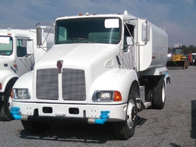 Camión Pipa 10000 Litros De Agua Marca Kenworth T300 2002