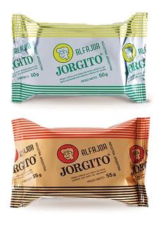 Alfajore Jorgito Simple X 10 Unidades - Oferta Sweet Market