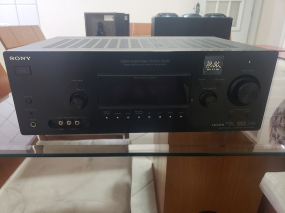Receiver Sony 7.4 Str Km7000 - 3 Hdmi - 1310w Rms